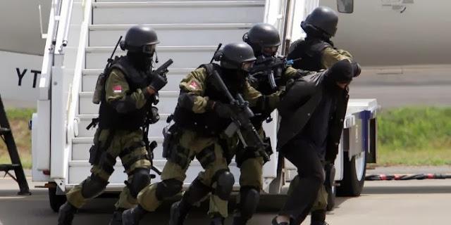 Polri antisipasi penyadapan Densus 88 oleh Australia