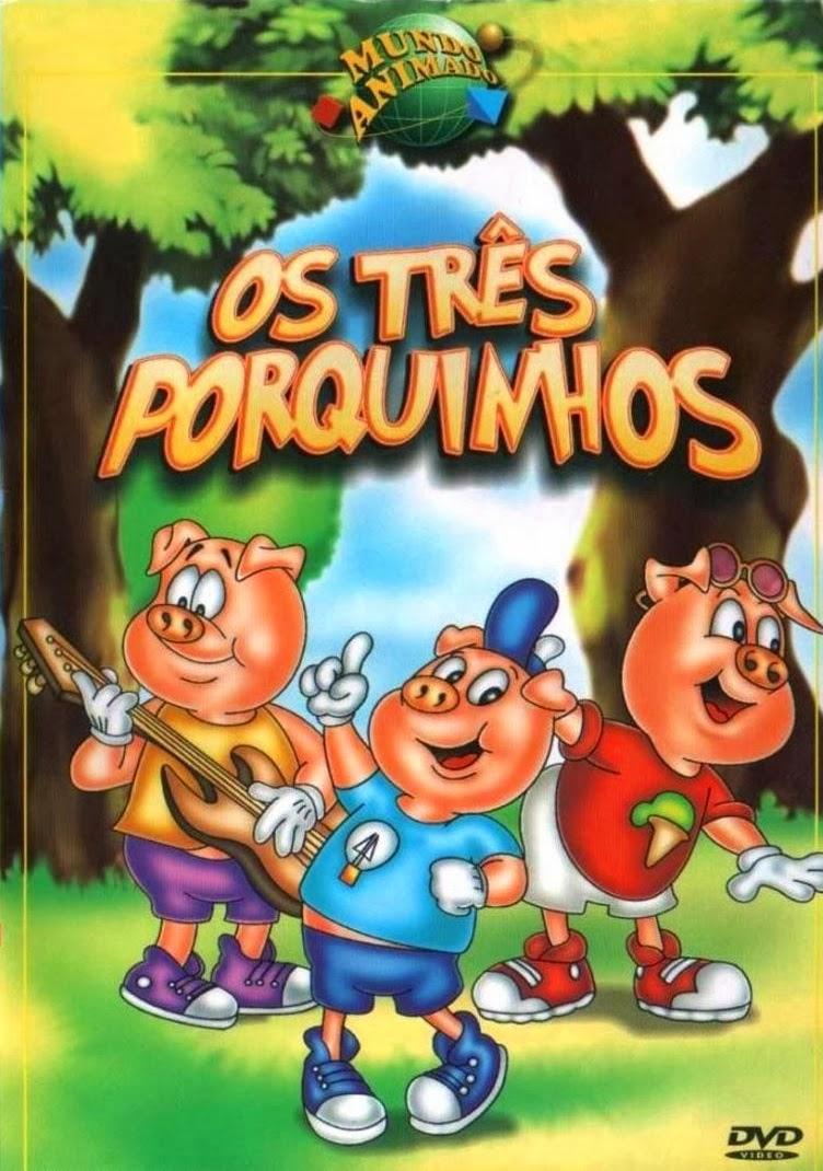 Os Três Porquinhos – Dublado (1994)