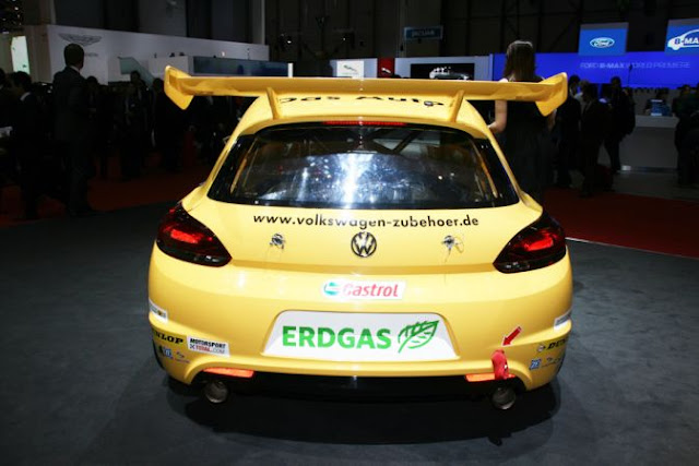 GASMOBIL / ERDGAS / GAZ NATUREL Scirocco R-Cup