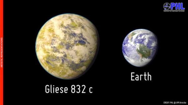 Planet Ekstrasurya Terdekat Bumi Ini Mungkin Mendukung Kehidupan