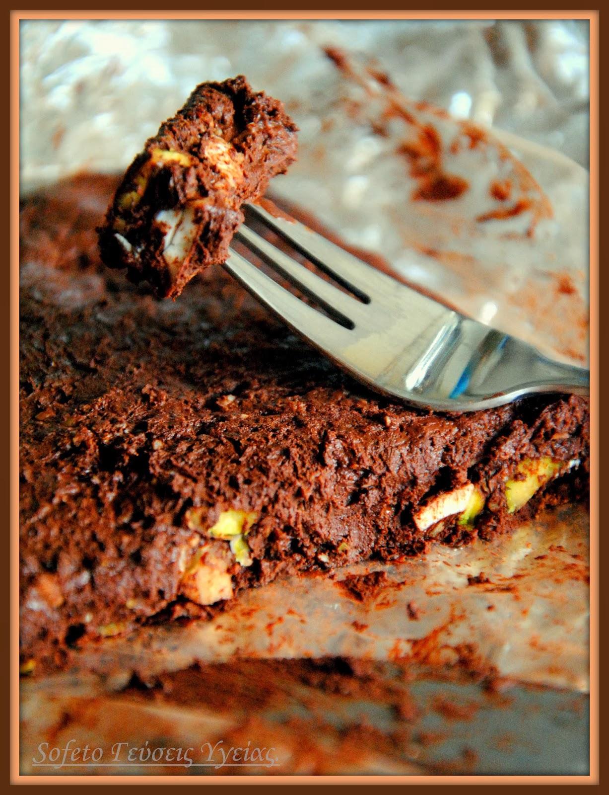 Μαλακή σοκολάτα με βρώμη , ξηρούς καρπούς και μανταρίνι…χωρίς ζάχαρη και μόνο για γυναίκες!