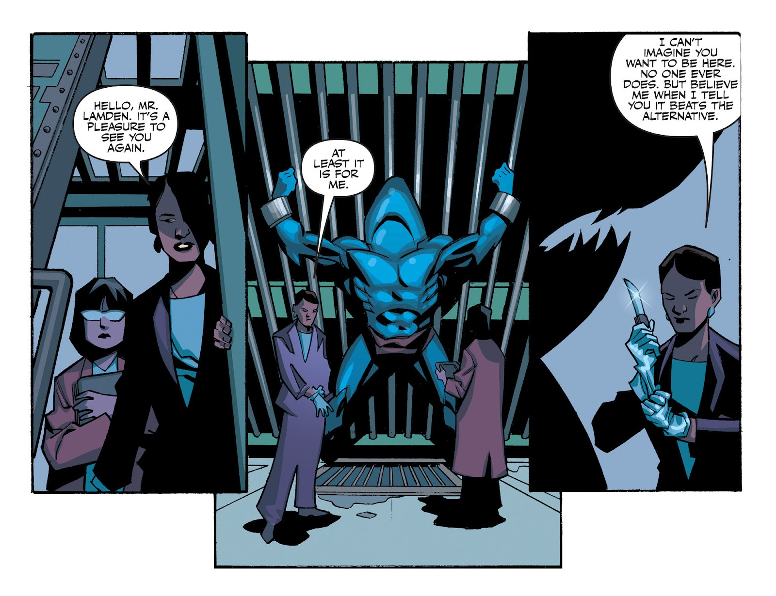 The Flash: Season Zero [I] Issue #15 #15 - English 21