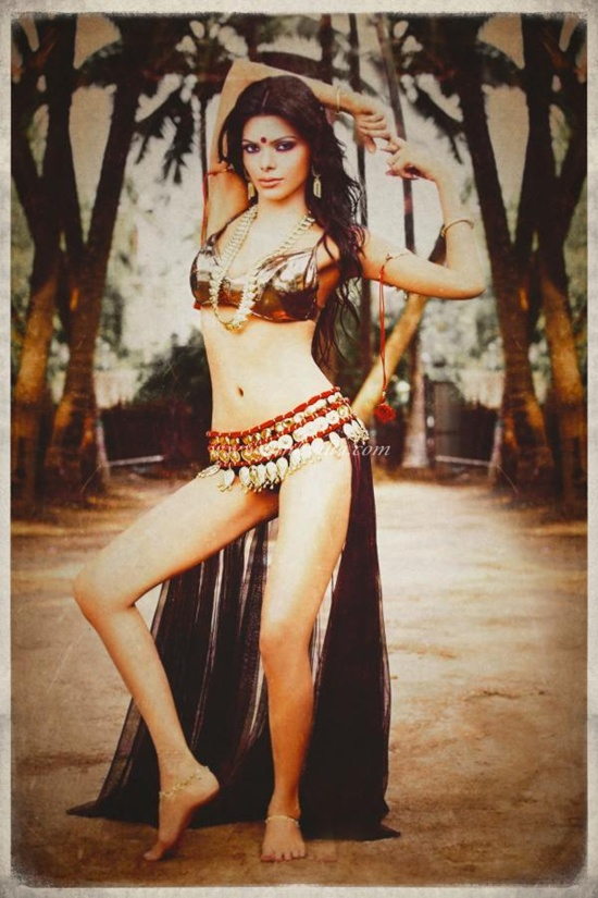 Sherlyn Chopra and Rupesh Paul to head to Cannes for Kamasutra 3D