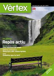 Islàndia a la revista Vèrtex
