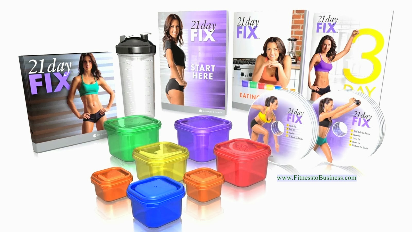 Portion Control, 21 Day Fix, Women's Transformation Story