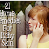 21 Home Remedies for Dry, ITCHY Skin