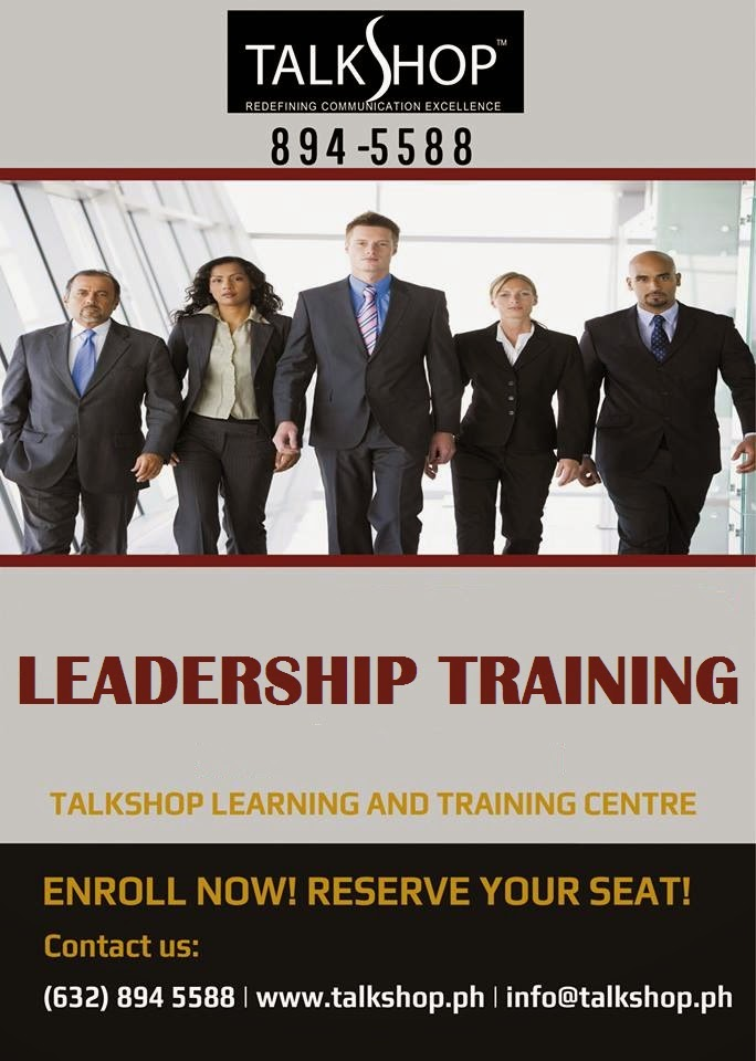 TalkShop Leadership Training