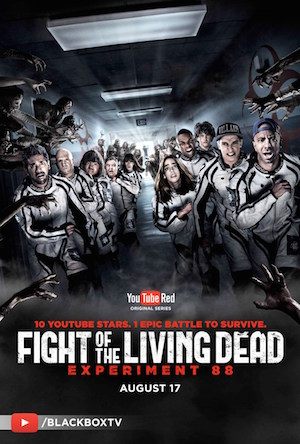 Fight of the Living Dead: Experiment 88 - Season 1