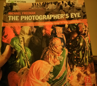 Michael Freeman's The Photographers Eye book cover
