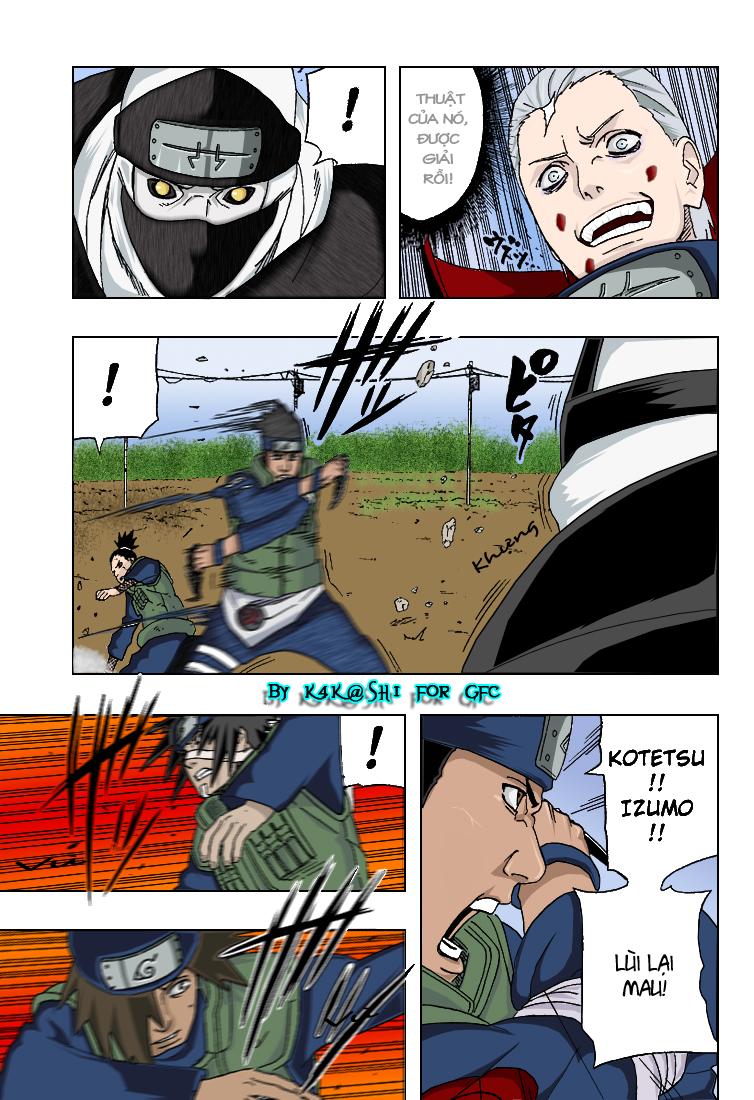 Naruto chap 323.Color Trang 5 - Mangak.info