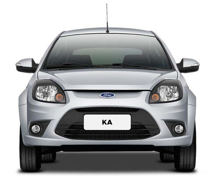 lan amento do novo ford ka 2012 com pre os a partir de r 24 5 mil reais car blog br. Black Bedroom Furniture Sets. Home Design Ideas