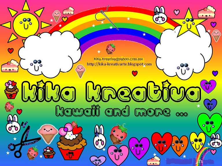 Kika Kreativa Kawaii and More