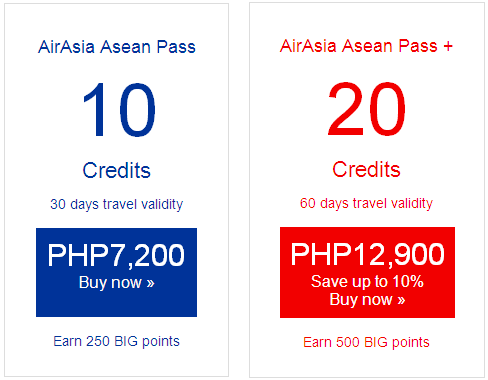 "The Best Way To See ASEAN ""AirAsia Asean Pass"""