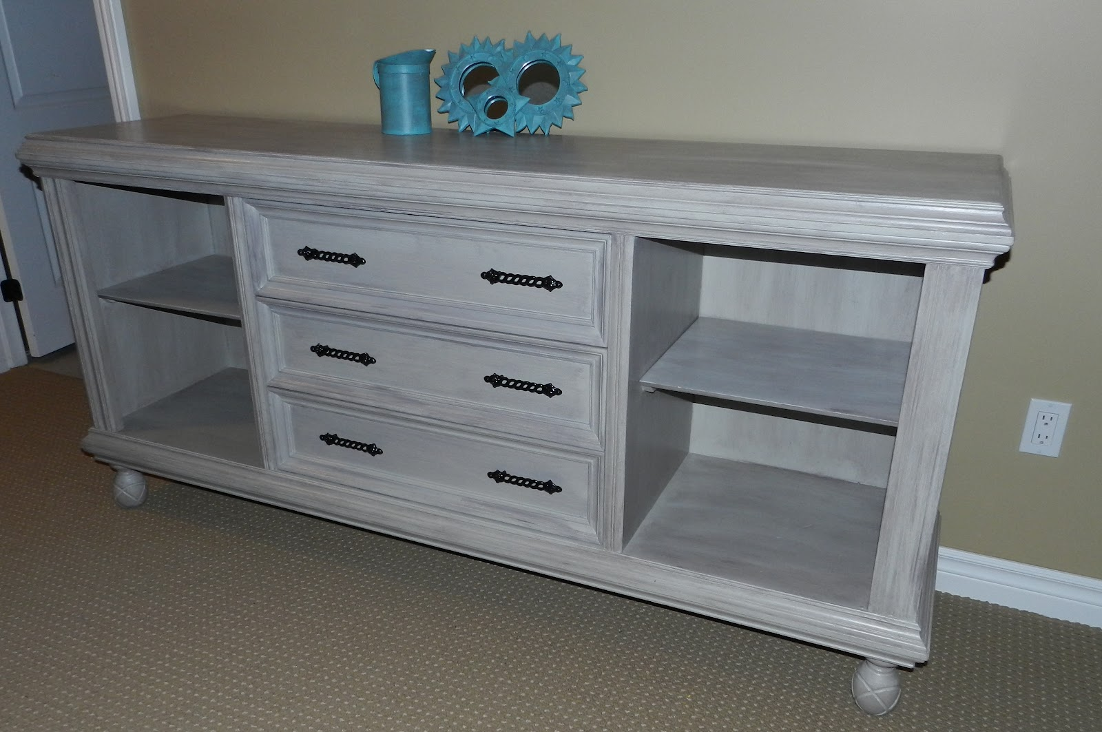 Pictures Of Redone Dressers
