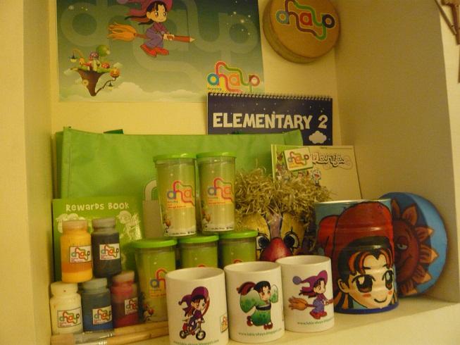 Sekolah Lukis Crayon, Kanvas & Manga/ Anime Japan Ohayo
