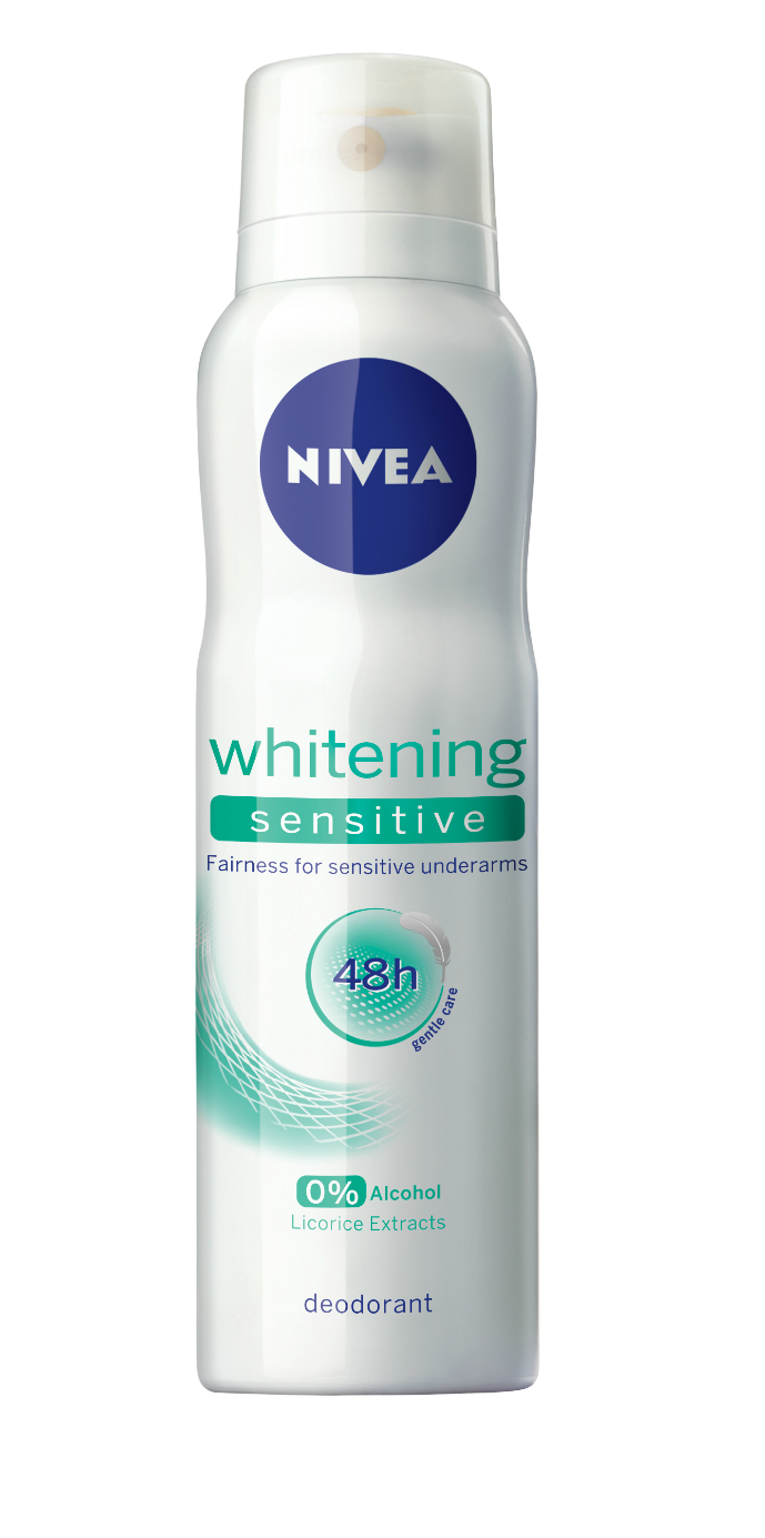 Nivea Whitening Sensitive Deodorant