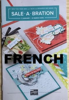 2018 FRENCH Sale-A-Bration (SAB)