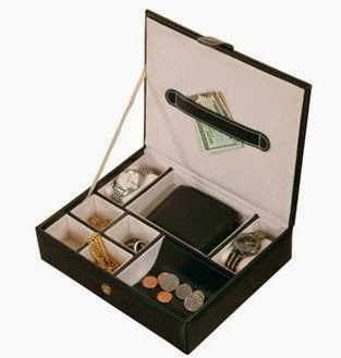 closing mens jewelry case