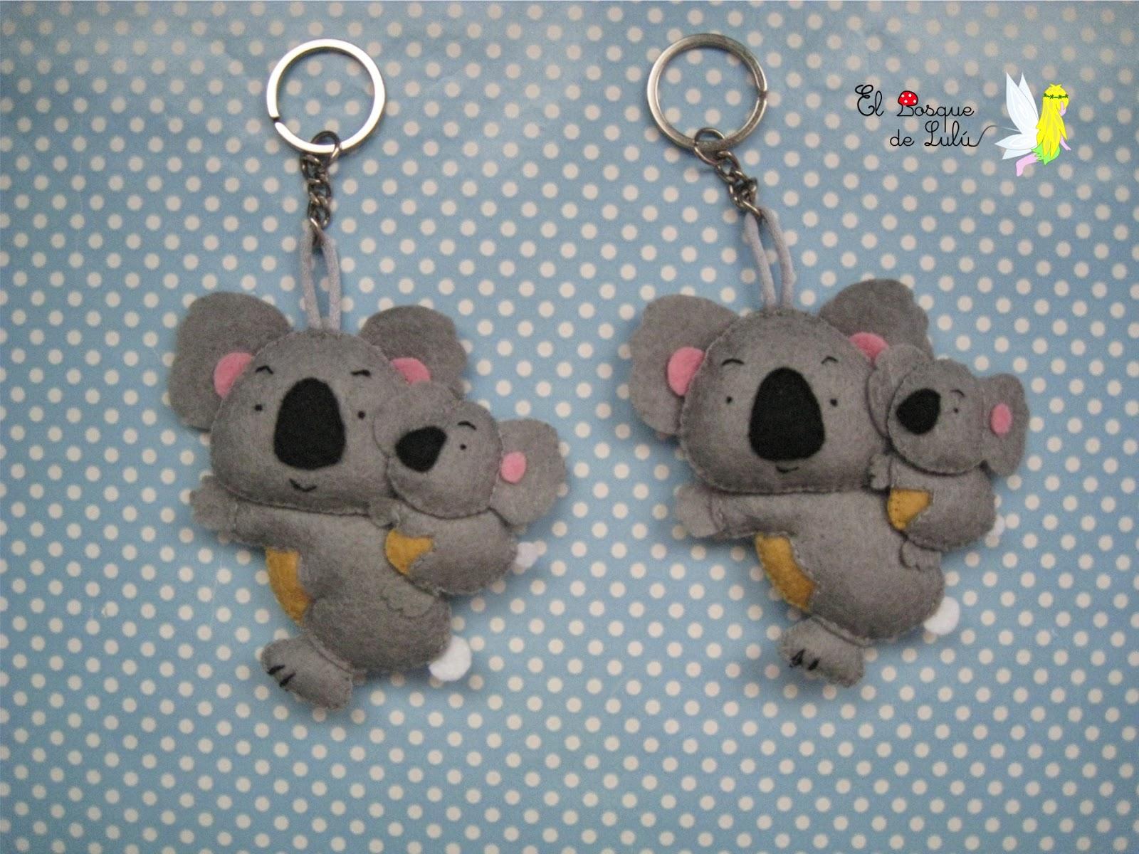 llaveros-koala-fieltro-regalo-profesora-fin-curso