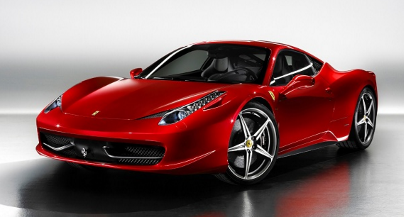 New Ferrari Cars Price List January 2016