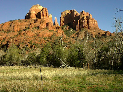 Cathedral Rock by Kaliani Devinne, copyright 2013