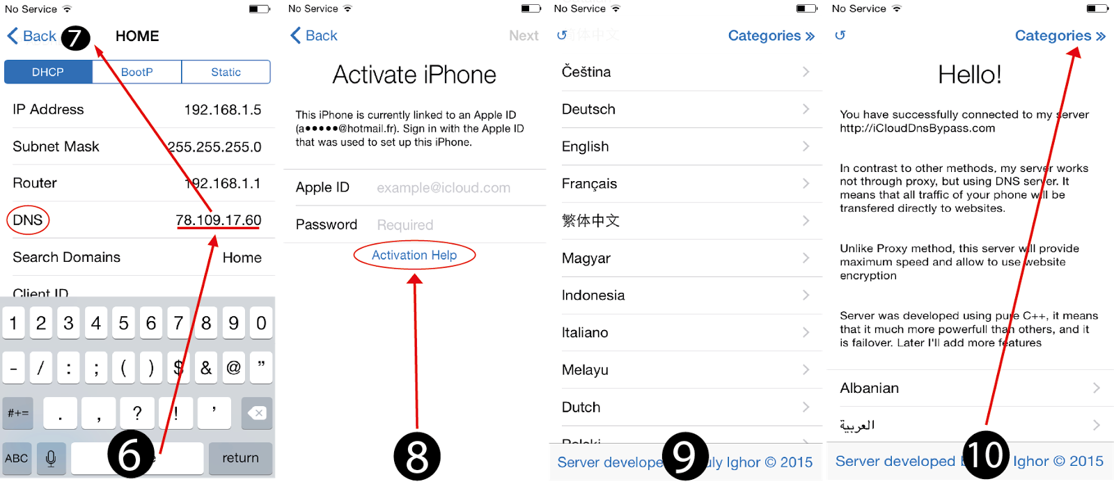 icloud activation bypass tool v1.4  cracked