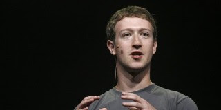 PDG fondateur, Mark Zuckerberg
