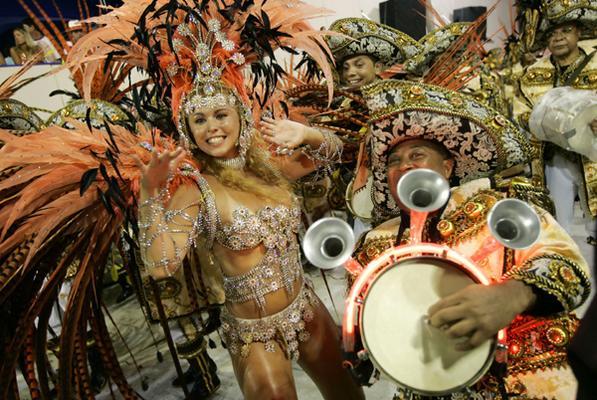 Hot Rio Carnival Brazil Carnival 2011 Hot Shots