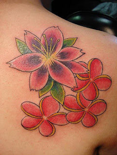 desenhos de tattoo com flores