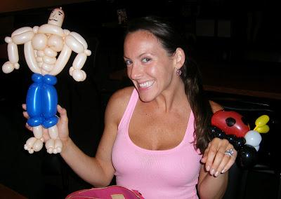 John Cena wife (Elizabeth)
