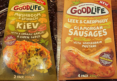 Vegetarian Sausage And Potato Supper Recipe with Goodlife Foods