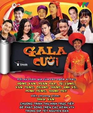 GaLa Cười tết 2012 gala cuoi