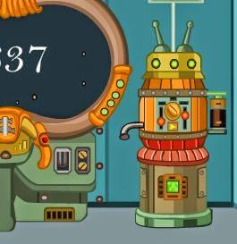 GraceGirlsGames Rosetta Space Ship Escape