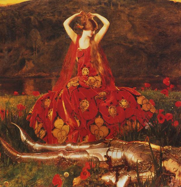 la belle dame sans merci,art history,art review