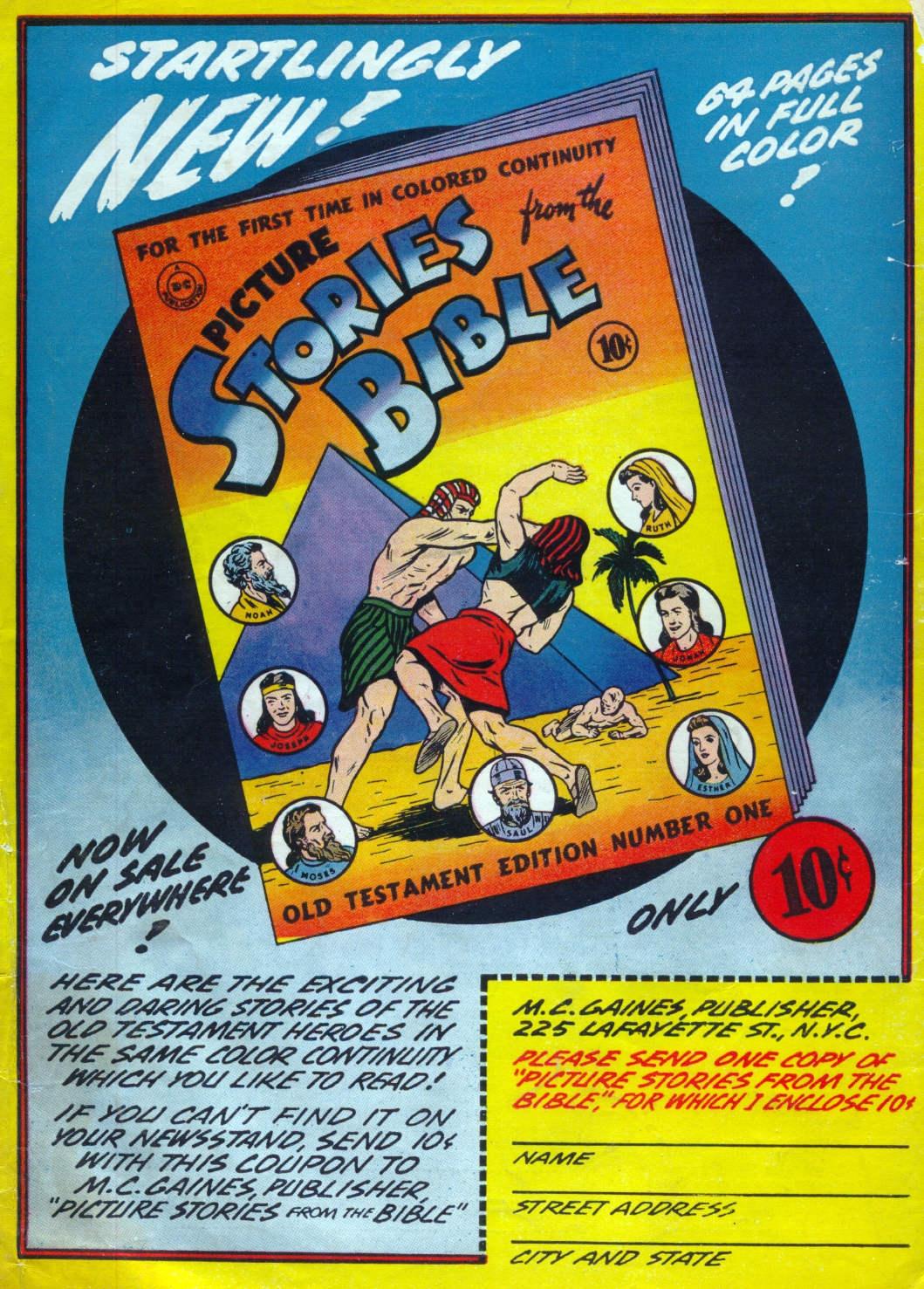 Read online All-American Comics (1939) comic -  Issue #45 - 69
