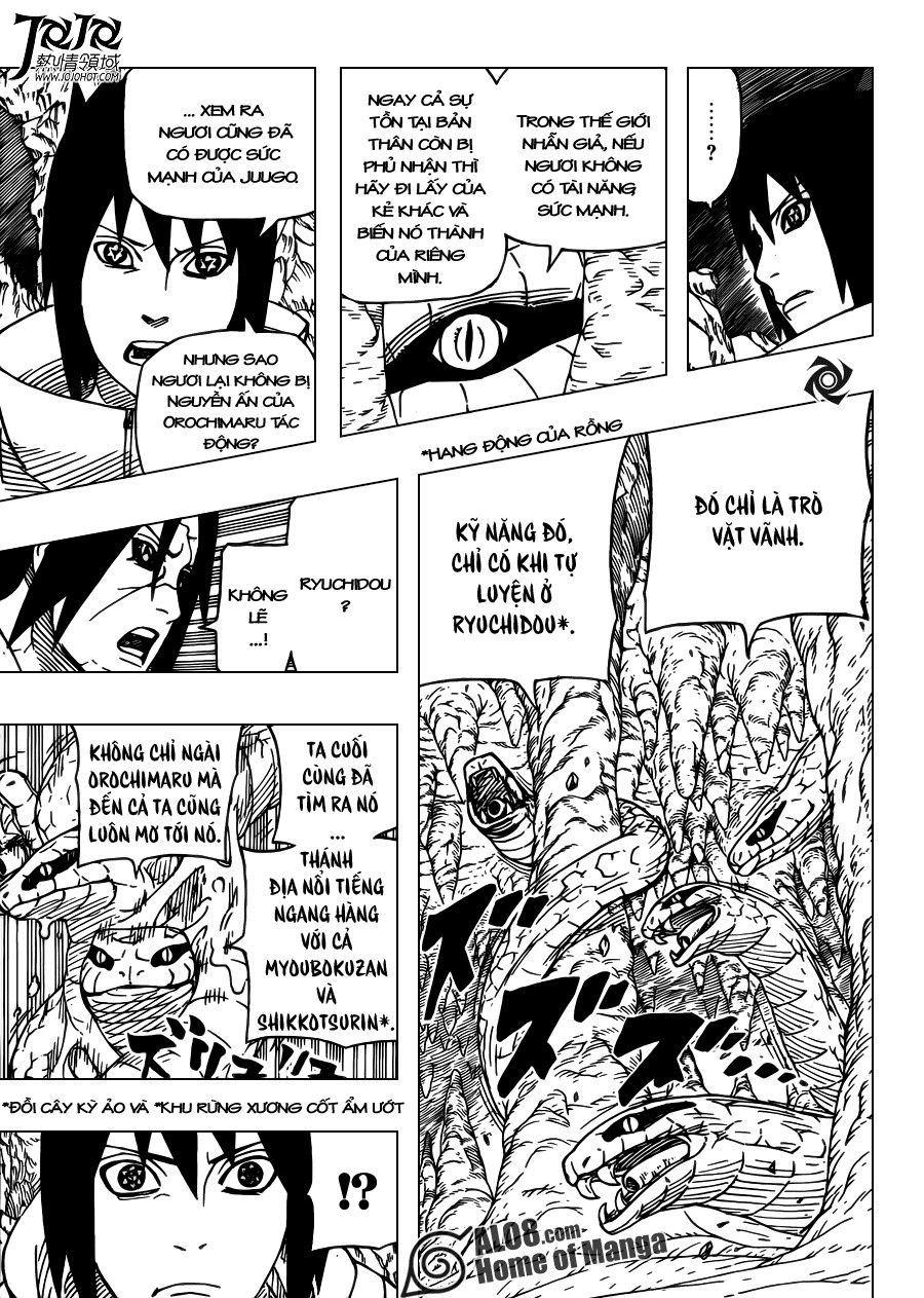 Naruto chap 579 Trang 12 - Mangak.info