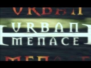 Urban Menace title