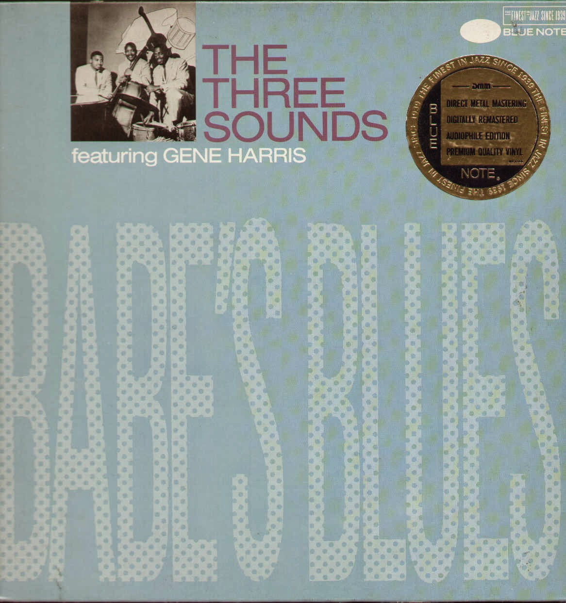The Three Sounds - Babe's Blues