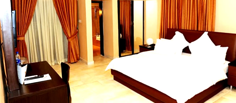 The Guesthouse super executive room