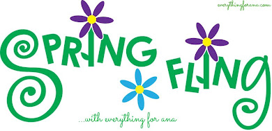 Spring Fling Reviews and Giveaways
