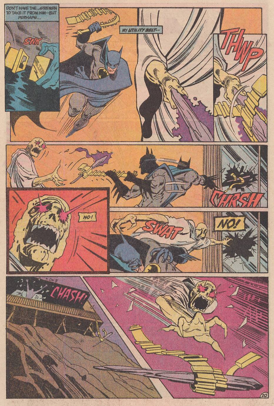 Detective Comics (1937) Issue #616 Page 21