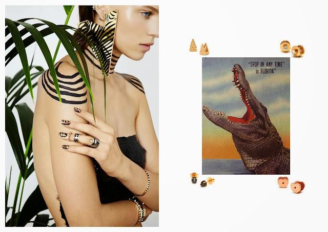 Maria-Francesca-Pepe, mfp, bijoux, accessoires, accessories, jewel, jewelry, jewellery, printemps-ete, spring-summer, styliste, fashion, mode, fashion-week, paris-fashion-week, mode-a-paris, vogue, collection, womenswear, allure-chic, catwalk, du-dessin-aux-podiums, sexy, fashion-woman, mode-femme, menswear, pap, pret-a-porter,spring-summer-2014, ss14, printemps-ete-2014; brazil, jungle, tropical, parrot-jungle
