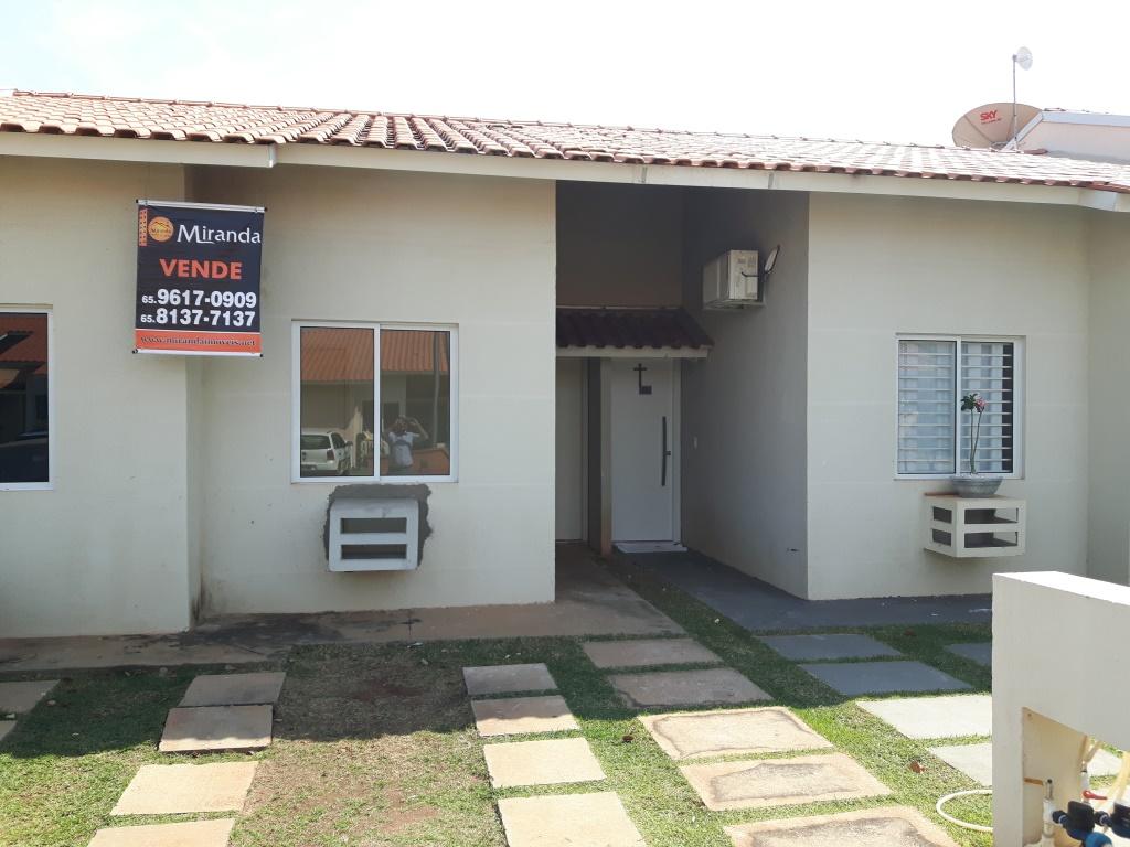 Casa em condomínio fechado Várzea Grande/MT