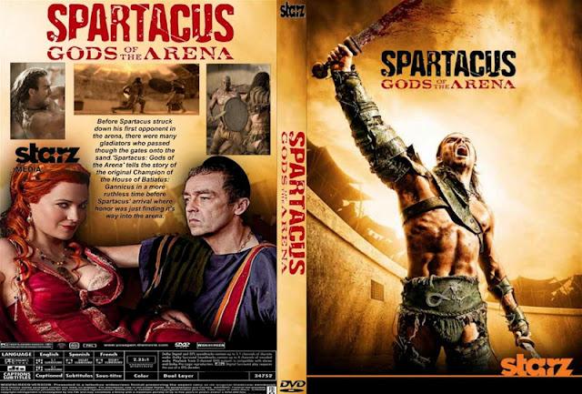 Spartacus Dioses De La Arena