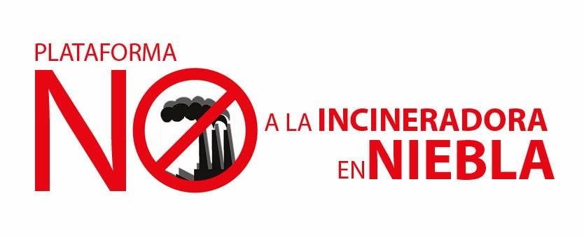 Plataforma No a la incineradora en Niebla