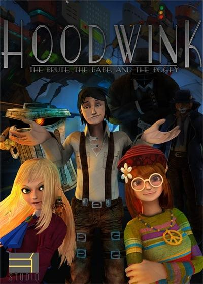Hoodwink PC Full Español Theta Descargar 2012