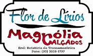 Flor de Lírios/Magnólia