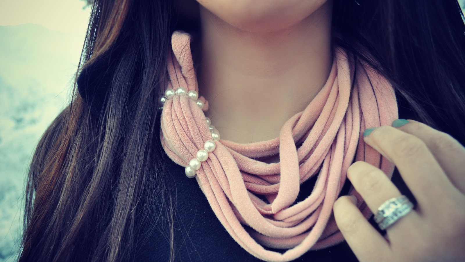 fifty five below eternity scarf tutorial