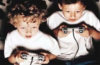 Game Bergenre Kekerasan Ternyata Baik Untuk Anak