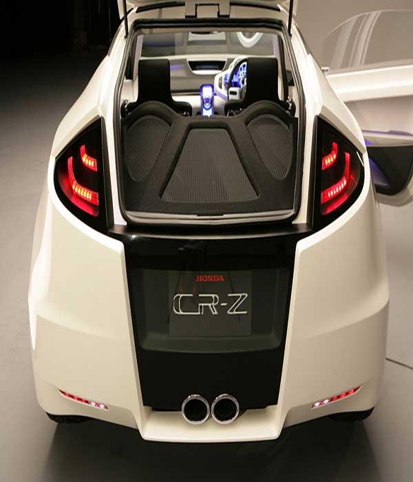 Cars-Model 2013: 2011 Honda CR Z Hybrid